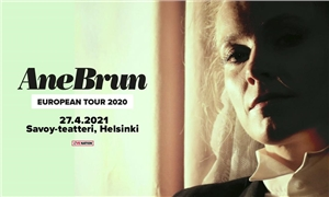 Link to event Ane Brun (NO) – CONCERT RESCHEDULED -> Tue 27.4.2021