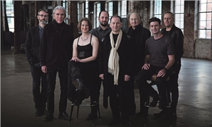 Link to event Philip Glass Ensemble – Music in Eight Parts
