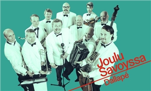 Link to event Christmas at the Savoy: Juha Hostikka and the Dallapé Orchestra