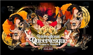 Link to event The International Queerlesque Festival