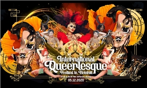 Link to event The International Queerlesque Festival – EVENT RESCHEDULED -> Sat 23.1.2021 at 5 pm